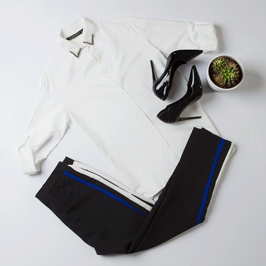 Stylizacje sporty chic – gotowe zestawy