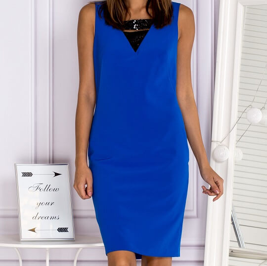 8c22701920 Kobaltowe ubrania (nie tylko) na jesień - Blog.papilion.pl