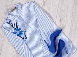 Damskie koszule w paski – klasyka na nowo