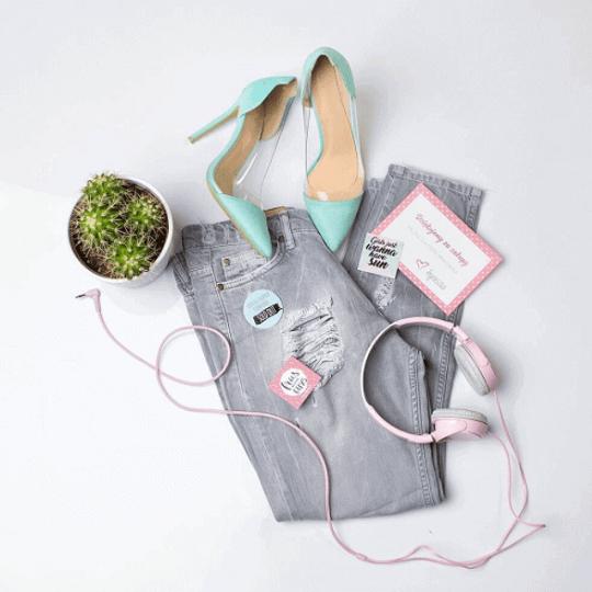 Modne jeansy damskie: ciekawe modele