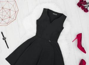 Mała czarna – sukienka na wszystkie okazje