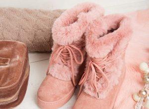 Ciepłe śniegowce – idealne buty na zimę