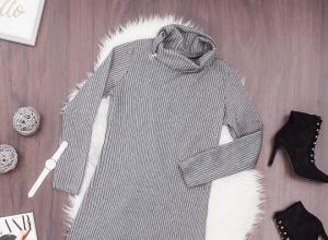Wygodne sukienki dresowe: ciekawe modele