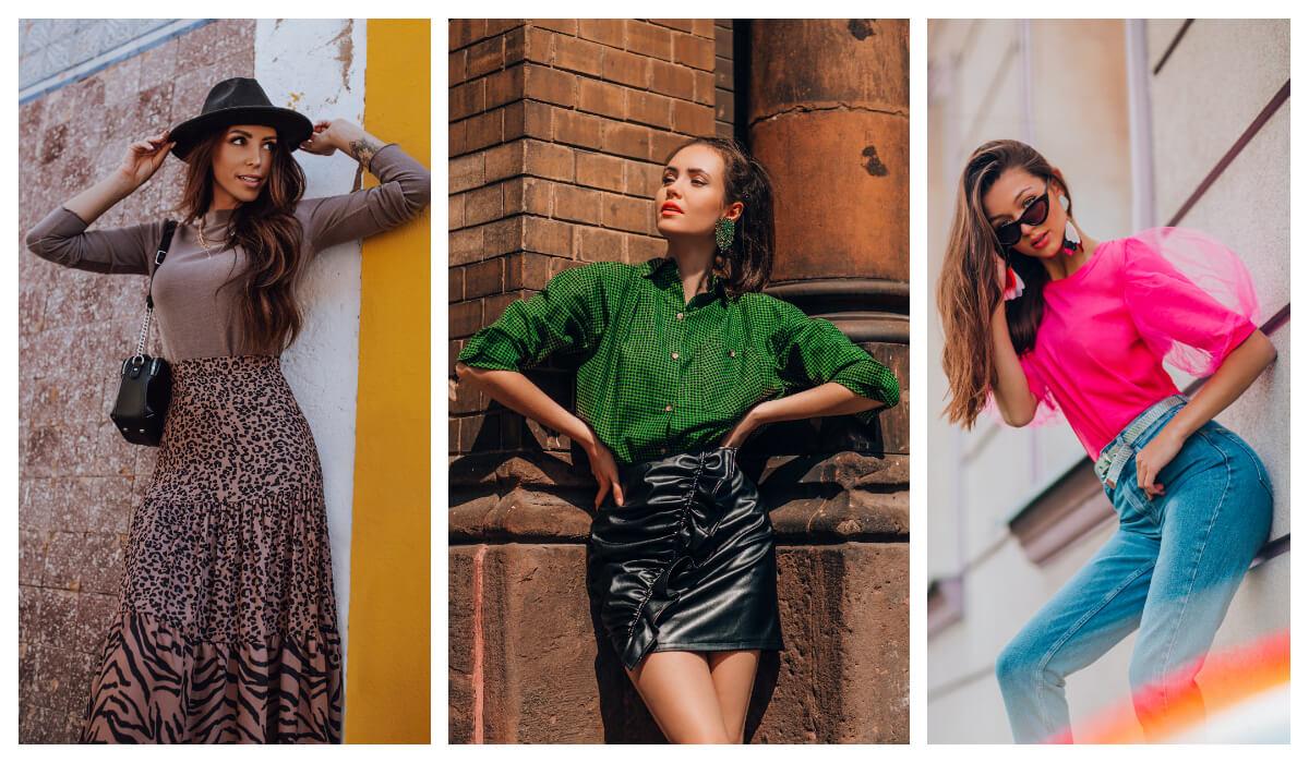 trzy stylizacje na imprezę dla kobiet na wiosnę