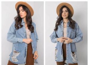 Koszule jeansowe damskie – jak stylizować?