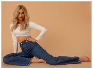 Jeansy damskie – najpopularniejsze modele na lato